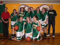Sr. Girls Basketball