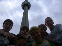 CN Tower Stair Climb